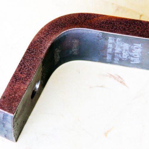 ภาพผลงานการ ตัดเลเซอร์ วัสดุที่มีขนาดหนา และขนาดยาว