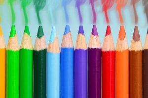 การใช้สี เพื่อตกแต่งอาคาร ด้วยสีสันที่สวยงามลงตัว มีความหมาย