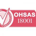 OHSAS 18001:2007 อาชีวอนามัยและความปลอดภัย ระบบประเมินความปลอดภัยพนักงาน title=