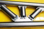 รับผลิต โครงหลังคา ทำเป็นเสา คาน จั่ว ด้วยการตัดท่อเหล็ก
