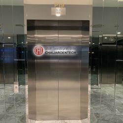 รับผลิต ลิฟต์ขนส่ง