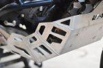 รับผลิต กันแคร้งเครื่องยนต์ ตามแบบ สำหรับรถจักรยานยนต์หลายยี่ห้อ