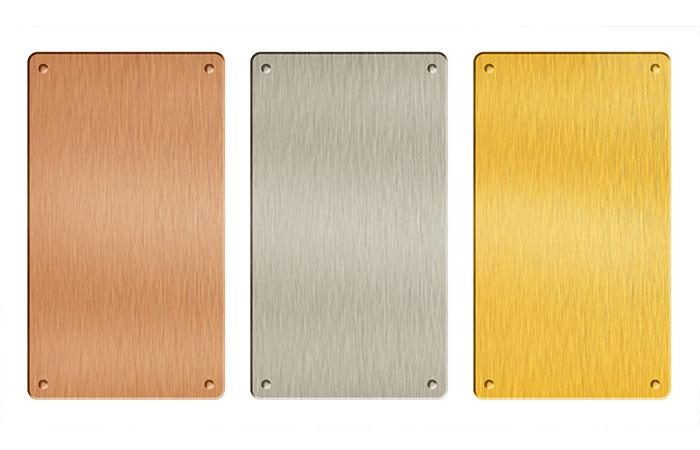 บริการตัดแผ่นโลหะ ทองเหลือง ทองแดง ด้วยเครื่องตัดเลเซอร์ เป็นรูปทรงต่างๆ