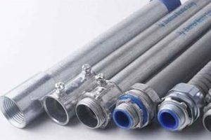ประเภทท่อเหล็กสำหรับร้อยสายไฟ และการแบ่งชนิดท่อเหล็กตามกรรมวิธีการผลิต